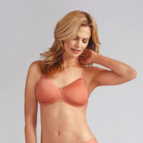Amoena Lara satin Terracotta UniqueBody